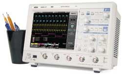 Osciloskopy LeCroy WaveJet s rozhraním USB představují nejnovější hit tohoto výrobce