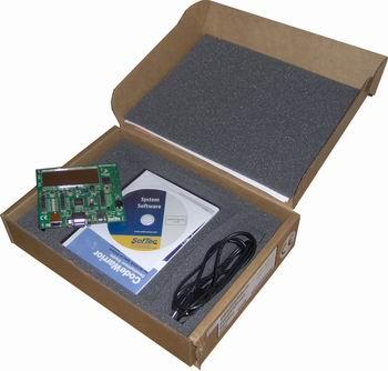 krabice kitu DEMO9S08LC60