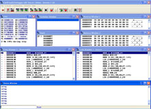 Ukázka vývojového prostředí a debuggeru pro Freescale ColdFire